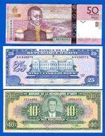 Haiti  6  Billets - Haiti