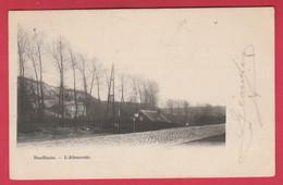 Bouffioulx - L'Abreuvoir -1903 ( Voir Verso ) - Chatelet
