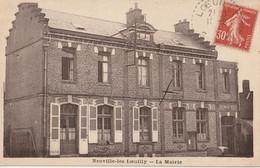 NEUVILLE Les LOEUILLY  La Mairie - Other Municipalities