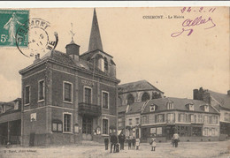 OISEMONT  La Mairie - Oisemont