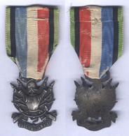 Médaille Des Vétérans De La Guerre 1870 - 1871 - France