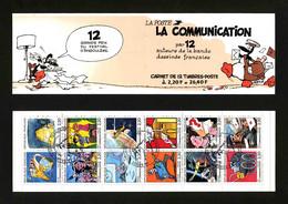 FRANCE - CARNET YT BC 2515 - NON PLIE - OBLITERATION PREMIER JOUR - Commemorrativi