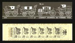 FRANCE - CARNET YT BC 2411A - NON PLIE - OBLITERATION PREMIER JOUR - Journée Du Timbre