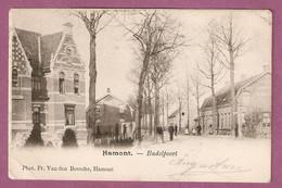 Cpa Hamont Budelpoort   - édition  F Van Den Bossche - Hamont-Achel