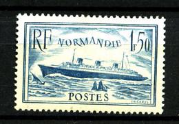 300 - 1F50  Bleu-clair Normandie - Neuf N** - Très Beau - Ongebruikt