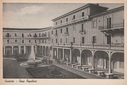 Cartolina - Postcard / Non  Viaggiata - Unsent /  Caserta, Case Popolari. ( Gran Formato ) Anni 50° - Caserta