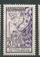OCEANIE N° 121* TB 7 - Unused Stamps