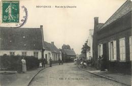 59 BOUVIGNIES - Rue De La Chapelle - Andere Gemeenten