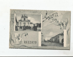 SALUTI DA REZZATO 2238     1917 - Italy
