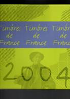 TIMBRES De FRANCE 2004 Le Livre Des Timbres 2004 Bel Ouvrage édité Par La Poste - Storia Postale