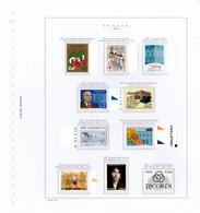 Italia 2008 Codice A Barre Annata Completa Foglietti MNH** - Collections