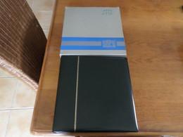 FRANCE - Album Safe + Feuilles Safe Dual 1984 à Fin 1991 En Très Bon état - Raccoglitori Con Fogli D'album
