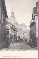 - 27 --    GISORS -- LA CATHEDRALE  (COTE SUD ) -- ANIMATION -- 1905 - Gisors