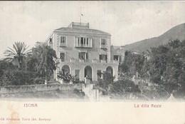 Cartolina - Postcard / Non Viaggiata - Unsent /  Ischia, Villa Reale. - Pozzuoli