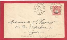 Y&T N°708 LE VIEUX    Vers  LYON 1945 - Non Classificati