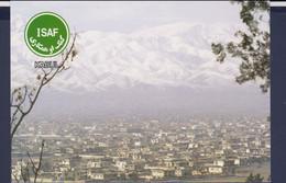 German Modern Feldpost: International Security Assistance Force In Afghanistan, Kabul - Mint Postcard (G117-46) - Militaria