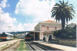 B3901 - Scicli, Stazione Ferroviaria, Non Viaggiata - Ragusa