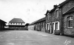 CPSM  LA GUERCHE-de-BRETAGNE - Les Vieux Porches - La Guerche-de-Bretagne
