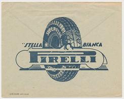 Firma Envelop Amsterdam 1939 - Pirelli  - Stella Bianca - Banden - Unclassified
