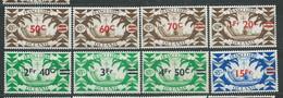 OCEANIE N° 172/79 ** TB  1 - Unused Stamps