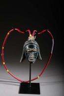 Art Africain Pendentif De Féticheuse Baoulé 197 - Art Africain