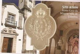 Portugal ** & Postal Stationary, 520 Anos Da Santa Casa Da Misericórdia De Coimbra, Rainha D. Leonor 2020 (8688) - Coimbra