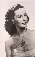 Actrice Anglaise PATRICIA ROC Film Actress J.Arthur Rank Org. - Acteurs
