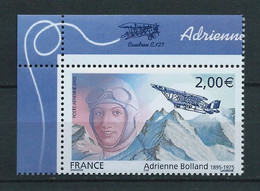 "FRANCE 2005. Poste Aérienne N° 68a . "" Coin De Feuille Illustré  "" . Neuf ** (MNH) . - 1960-.... Nuovi"