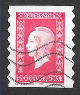 FRANCE Adhésif 66 Marianne De Dulac  Année 2005 - Autoadesivi