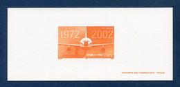 ⭐ France - Epreuve De Luxe - YT PA N° 65 - Premier Vol Airbus A 300 - 2002 ⭐ - Luxusentwürfe
