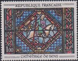 France                           Y&T      Num.1427  NSC   Luxe** - Ungebraucht