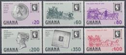 Ghana, Michel Nr. 1374-1379, Postfrisch - Ghana (1957-...)