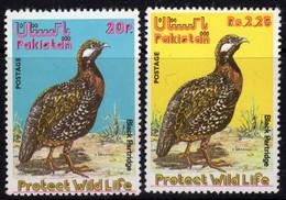 Pakistan 1975 Wildlife Protection I Set Of 2, MNH, SG 394/5 (E) - Pakistan