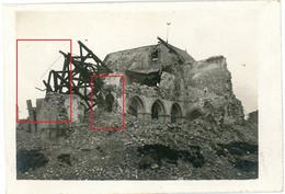 Carte Photo.51(MARNE) Saint Souplet Sur Py. Canton BEINE NAUROY  . Soldats  Allemande Guerre 14-18.WWI - Non Classificati