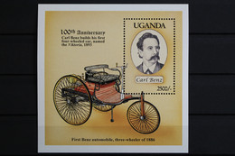Uganda, MiNr. Block 206, Postfrisch / MNH - Oeganda (1962-...)