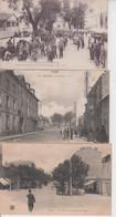 LOT DE 100 CPA TYPE PETITE CARTE  DROUILLE - Pas De Paris, Lourdes, Versailles, Mont St Michel ...  Qqes Ex En Scan  - - Postkaarten