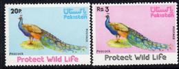 Pakistan 1976 Wildlife Protection III Set Of 2, MNH, SG 411/2 (E) - Pakistan