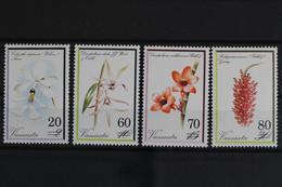 Vanuatu, MiNr. 864-867, Orchideen, Postfrisch / MNH - Vanuatu (1980-...)