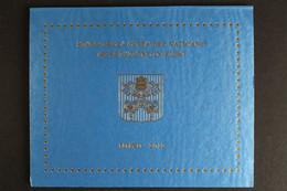 Vatikan, Kursmünzensatz Im Folder 1 Cent - 2 Euro, 2012, Stempelglanz / Bu - Vaticaanstad
