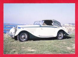 Auto-93D01  Souvenir Du Musée De L'automobile De Vendée, DELAHAYE 135 CABRIOLET 1936, BE - Turismo