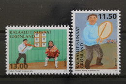 Grönland, MiNr. 660-661, Postfrisch / MNH - Zonder Classificatie