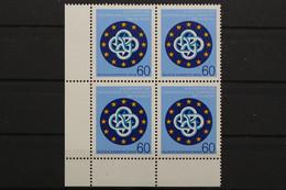 Berlin, MiNr. 721, Viererblock, Ecke Links Unten, Postfrisch / MNH - Ongebruikt