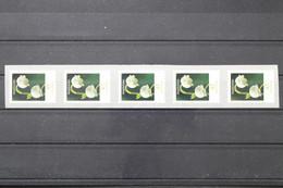Deutschland, MiNr. 2851, Fünferstreifen Mit ZN 475, Postfrisch / MNH - Rolstempels
