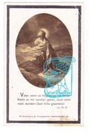 DP Im. Mort. - Adele Julie Jacqmin Jacquemin ° Courtil 1876 † Beho 1943 X Leopold Neysen / Gouvy - Andachtsbilder
