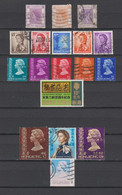17 TIMBRES HONG KONG OBLITERES  & NEUF*  DE 1938 à 1992       Cote : 20,80 € - Otros