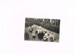 Funérailles Du Roi Léopold II.Expédié De Mondorf (Luxembourg) à Marienhof Limpersberg. - Fiestas, Celebraciones