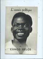 L'Avenir Politique Du Congo Belge ( 32 Pages  ) Message Royal  Et Déclaration Gouvernementale Du 13 Janvier 1959 - Politics