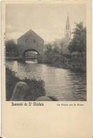 Souvenir De Saint-Ghislain   *   La Vanne Sur La Haine (Nels, 6/25) - Saint-Ghislain