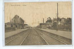 Gouy Lez Piéron Gare ( Etat Voir Les Scans ) - Courcelles