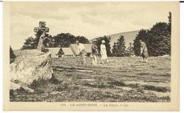 M - 63 - LE MONT DORE -  Le Golf - - Le Mont Dore